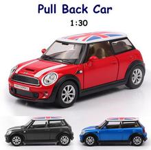 Hot Sale MINI 1:30 Scale Car Models Alloy Diecast Toys Car Collection Pull Back MINI Car Model Toys Vehicle for Children