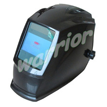 Fully Solar Automatic Darkening Filter Big View Area Arc Welding Welder Helmet Mask Mig Tig Mag