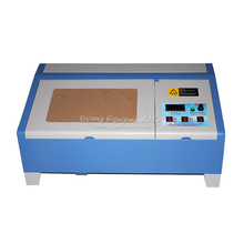 high speed laser engraver 40W LY 3020M Digital CO2 Laser Engraving Machine(China)