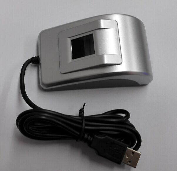 Free Shipping 2016 Brand New USB Fingerprint Reader Scanner Sensor For Computer PC Laptop With SDK<br>
