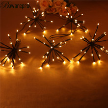 bowarepro Explosion ball light party Tree Christmas Wedding Decoration Waterproof String Light Xmas Wedding party Decoration
