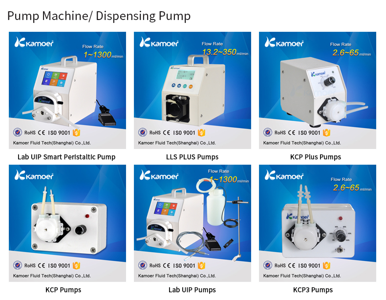 pump machine series