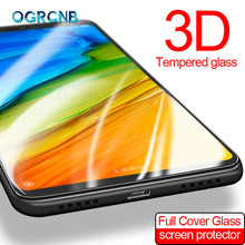 Buy OGRCNB Screen Protective Tempered Glass Xiaomi Redmi Note 5 5A Redmi 5 Plus Full Protector Film Redmi 5A Tempered glass for $1.39 in AliExpress store