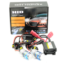 55W 9005 HB3 9006 HB4 H1 H3 H7 H8 H9 H11 880 881 Xenon Ballast Bulb HID KIT 4300K Warm White Car Headlight Fog Light DRL