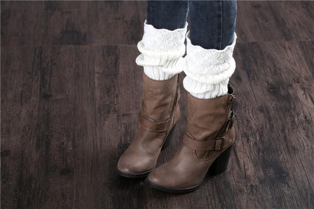Women's Short Leg Warmers