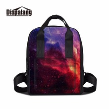 Dispalang famous brand female travel bouble-duty bag mother large maternity knapsack women stroller laptop bag lady daypacks