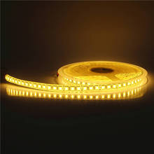 2017 Newest SMD 5054 LED Strip light 12V 5M 120Leds/M 600Leds Fita LED Diode Tape High Brightness 5054SMD LED Stripe Ribbon Lamp(China)