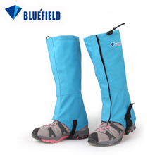 1pair Winter warm breathable Waterproof Outdoor Hiking Skiing Climbing Hunting Trekking Snow Legging Gaiters  Shoes Covers