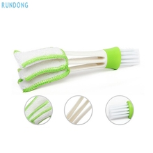 AUTO Car Versatile Cleaning Brush Vent Brush Cleaning Brush Cleaning Tool Car Windshield Washing Cleaning Accessories Au 08