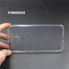 Thin Soft Silicone Clear TPU Mobile Coque Funda Movil For HTC X10 X 10 / HTC One X10 Phone Cases Transparent Silicona Back Cover