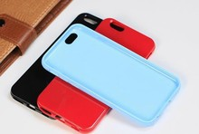 Candy Color Soft TPU Rubber Skin Cover Phone Case For iPhone X 8 7 5 5S SE 6 6s plus Mobile phone case Bag
