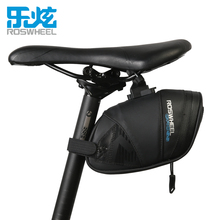Roswheel Bicycle Bags1680D Nylon Waterproof Bike Saddle Rear Tail Bags MTB Road Cycling Accessories CROSS SERIES(China)