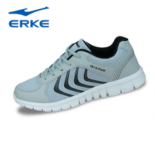 ERKE Men Stability Running Shoes Sport Training Jogging Shoes Athletic Outdoor shoes factory wholesale dropshiping 9112