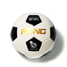 Professional PU leather Size 5 Soccer Ball Football Training Fotball Sport Foot Ball(China)