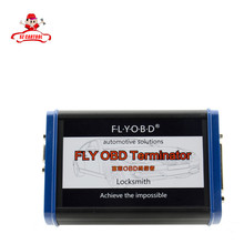 2016  FLY OBD Terminator Locksmith Version Free Update Online with Free J2534 Software with best quality