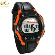 Lancardo Children Watches Kids Student Watches Sports Watch for Girls boys Rubber Children's Digital LED Wristwatches Reloj(China)