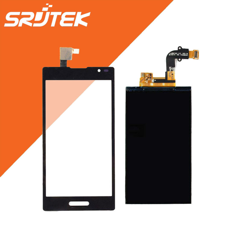 New Original For LG Optimus L9 P760 P765 P768 LCD Display Touch Screen Digitizer Glass Sensors Replacement Parts Black/White<br><br>Aliexpress