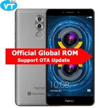 Huawei Honor 6X Global Firmware 3GB 32GB BLN-TL10 4G LTE Mobile Phone Hisilicon Kirin 655 Octa Core Dual Rear Camera 5.5''(China)