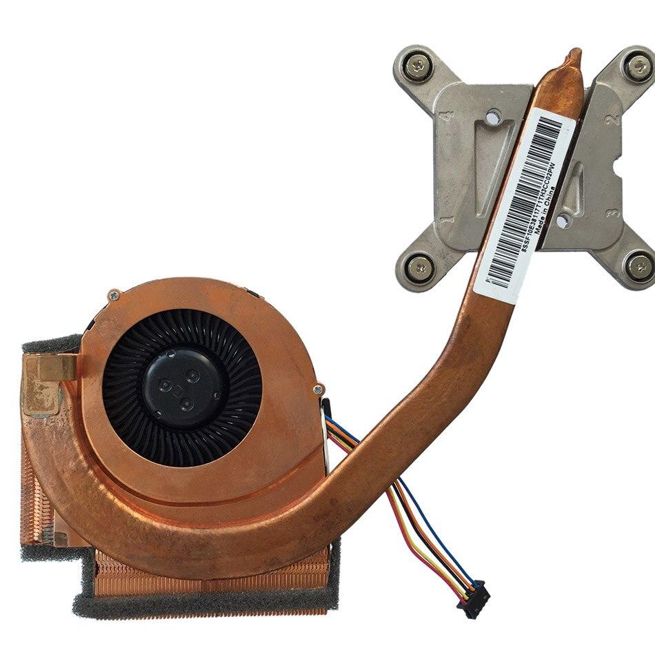 New Original CPU cooling fan For ThinkPAD T430 heatsink FRU 04X3787 5 pins 5V CPU Cooling Cooller fan<br>