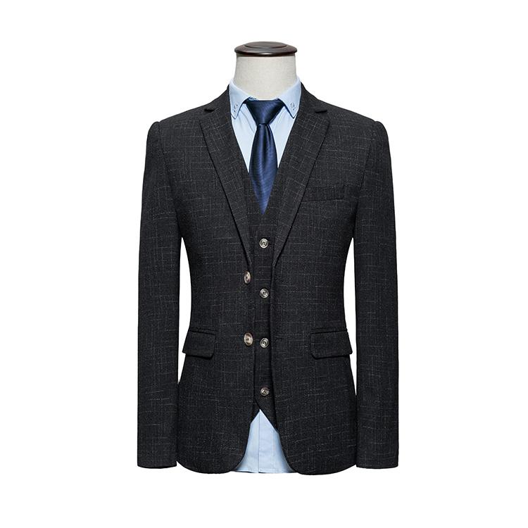 men suit black