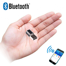 Portable Mini Bluetooth Receiver Adapter Stereo Music Wireless Speakers Audio Receptor USB Car 3.5mm RCA AUX for Amplifier