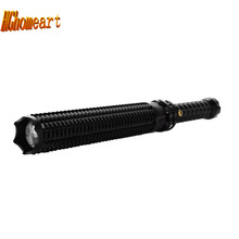 HGHomeart Rechargeable Batteries 18650 Baseball  Flashlight Led 2000LM CREE Q5 Spiked Baseball Torch Lamp Hunting Lights
