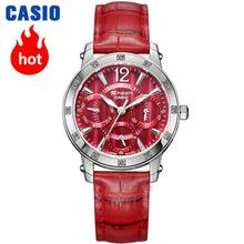 Casio watch Fashion diamond waterproof quartz watch SHN-3012L-4A SHN-3012GL-7A SHN-3012D-4A SHN-3013L-7A SHN-3013D-7A(China)