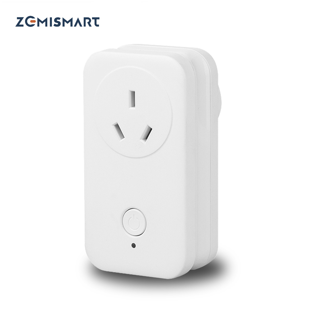 AU Outlet SamrtThings Android IOS Phone APP Remote Echo Plus Wireless Socket Zigbee 3.0 Electrical Plug Home Automation(10)