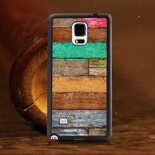 Crossed Ak 47 Design Custom Design Silicon Case for Samsung Note4 N9100(China)
