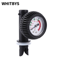Whitbys new style PVC pressure kayak  air thermometer for inflatable boat board surfing Waterproof and durable