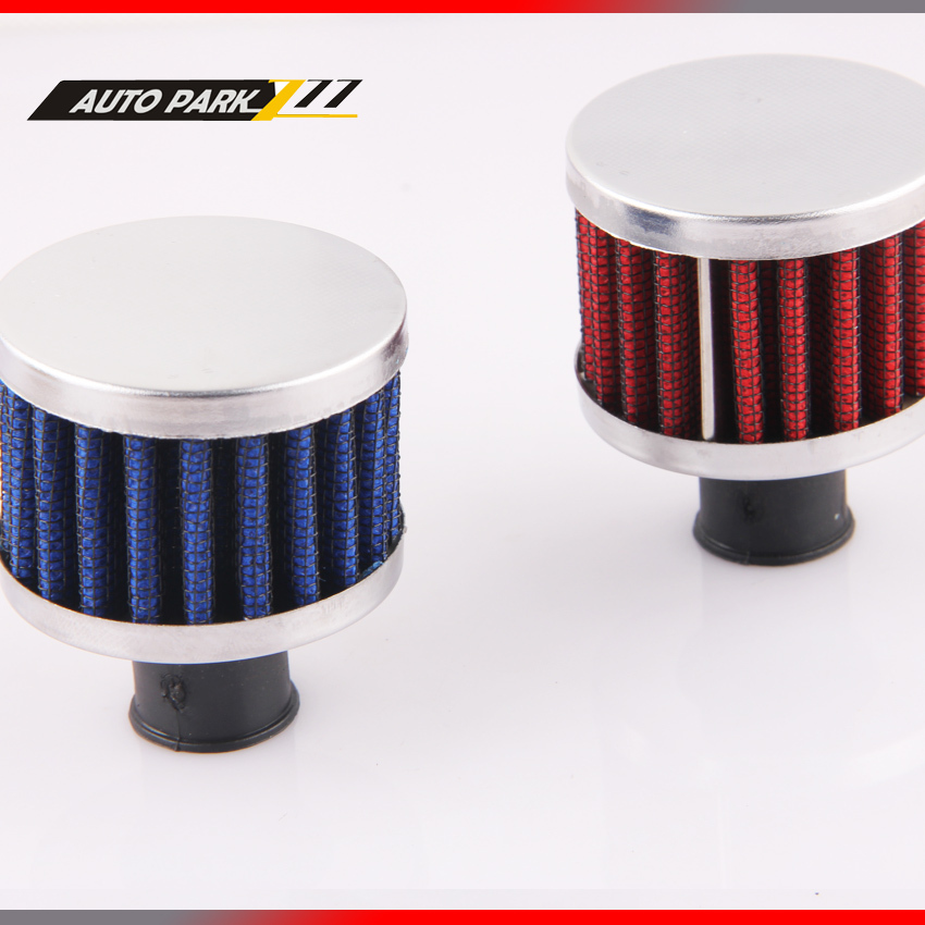 universal turbo high flow racing cold air intake filter washable mushroom head neck size11mm air filter