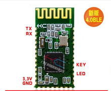 1pcs HC-08 Bluetooth Serial Port Module Bluetooth 4.0 Low Power Consumption Microampere Level Current(China)