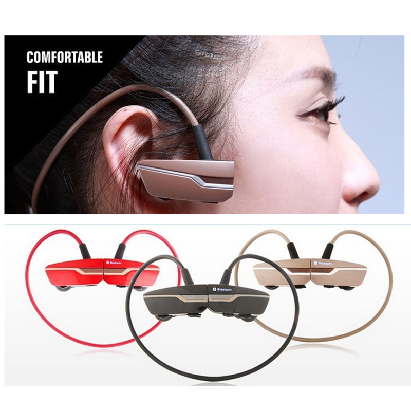 Wireless Stereo Sports Bluetooth Earbuds Headphones Headsets for Iphone Samsung Galaxy Smart Phones AP Brand New V3.0 Sports<br><br>Aliexpress
