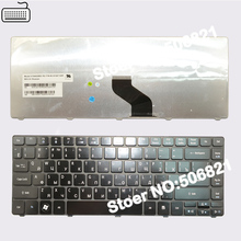 JIGU Russian Keyboard for Acer for Aspire 4235 4240 4251 4410 4410t 4551 4551G 4552 4552G 4553 4535 4535Z 4540 4625 RU keyboard(China)