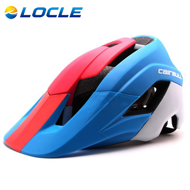 LOCLE Bicycle Helmet Ultralight Cycling Helmet Casco Ciclismo Integrally-molded Bike Helmet Road Mountain MTB Helmet 54-62CM<br><br>Aliexpress