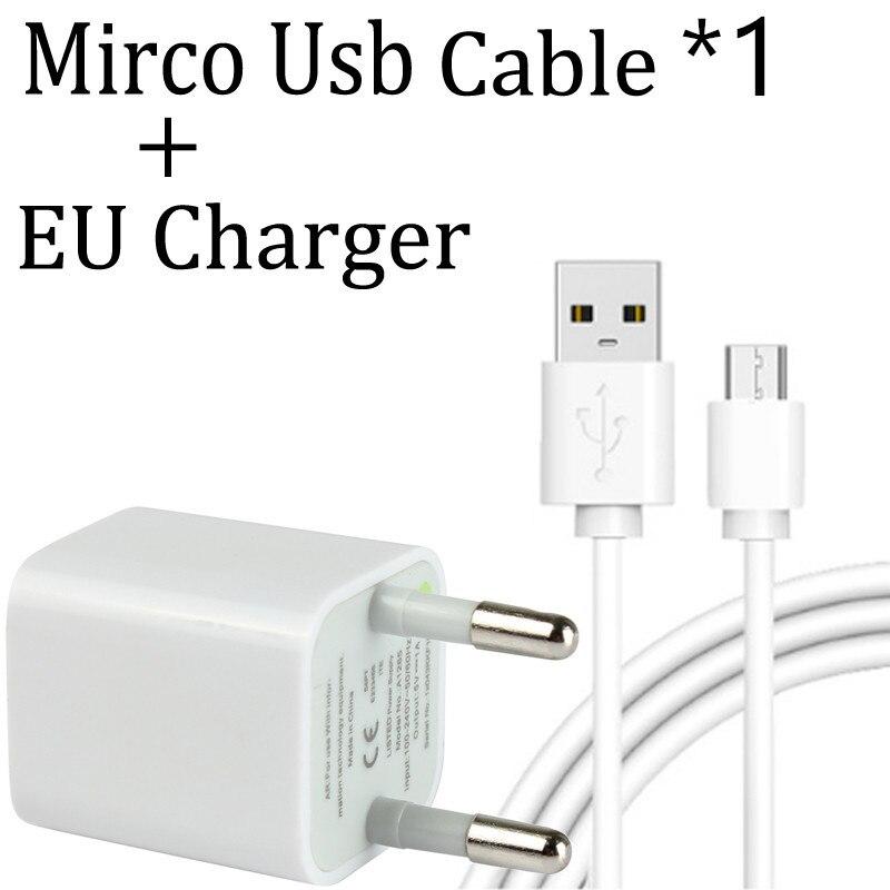 EU USB white