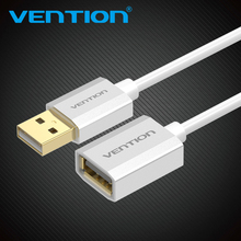Vention USB Extension Cable 1m 1.5m Male to Female High Speed USB Cable Extension For PC Keyboard Printer Mouse Computer Cable