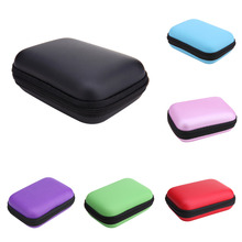 Buy Mini External Storage Hard Case Bags Headset Earphone Cable Carry Storage Box Phone USB Cable Charger Power Bank Case for $1.32 in AliExpress store