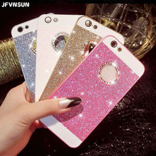 5s Bling Rhinestone Case for iPhone 5s 5 apple logo Clear Luxury Gold Silver Fashion Mobile Phone Cover Hard Cases for iPhone5 s