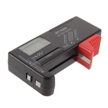 BT168D Digital Battery Tester Checker for 1.5V and AA AAA Cell BT-168D(China)