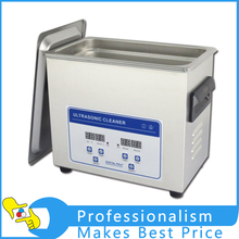 Ultrasonic Cleaner JP-020S LCD Dispaly 3.2L 110/220V 120W Jewellery Circuit Boards Glasses Cleaner Laboratory Cleaning Machine(China)