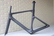 Free shipping 50 color paint 2017 custom painting Neweset carbon road bike part FM-R06 new carbon fiber road frame(China)