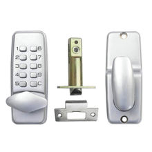 Ospon Keyless Mechanical Keypad Code Digital Locker Home Entry Security Safety Door Lock OS380S