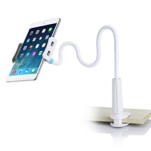 Universal Phone Holder Stand Long Arm Cell Phone Car Mount Bracket Support Telephone Voiture Stent iPad Tablet Smartphone