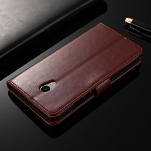 Brand Tuke HUAWEI For Meizu Meilan 5 Meizu m5 Case Flip Leather Stand Case For Meizu Meilan 5 Book Style Cover 5.2''