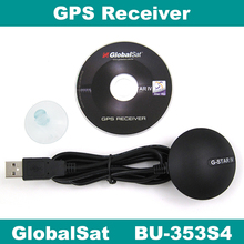 USB GPS receiver,waterproof,Original Globalsat BU-353S4,BU353S4