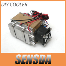 SXDOOL KS112 the semiconductor refrigeration water-cooled air conditioning Movement water-cooled air conditioners 360W