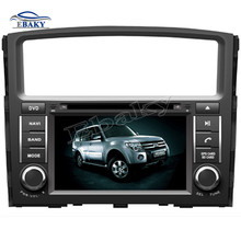 NaviTopia 7inch Car DVD Player for MITSUBISHI PAJERO V97 2006- Car Multimedia With Radio Audio/Bluetooth/GPS