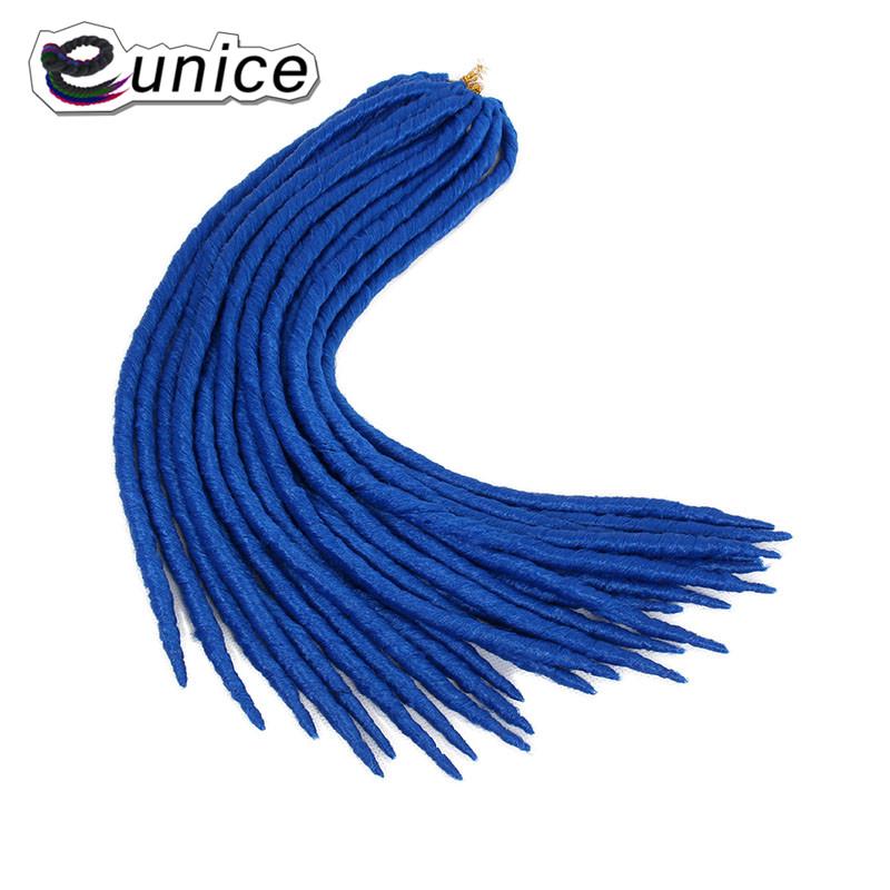 Crochet Braids Dreadlock Extensions Kanekalon Synthetic braiding hair For Women  (82)