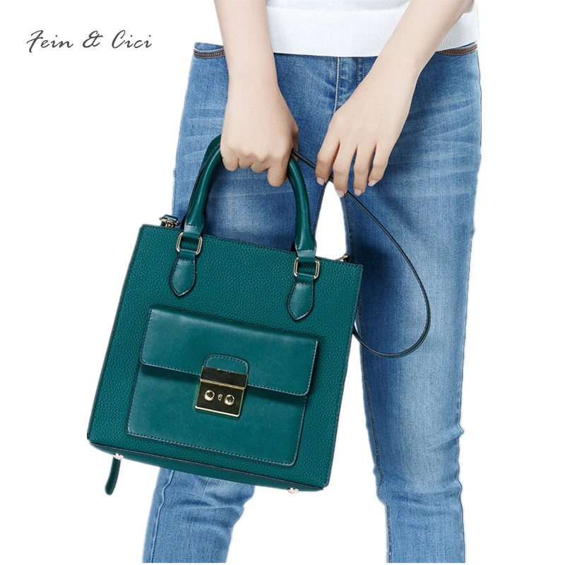 totes bag leather crossbody bag women green handbag black 2018 new spring satchel bags<br>